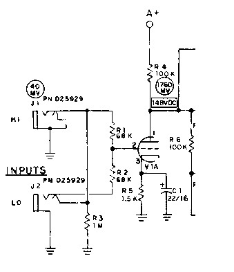 fender amp schematic fender champ schematic wiring diagram